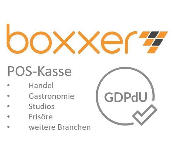 Boxxer POS-Kasse (Einzelplatz) - TESTVERSION 14 Tage - Zum Download